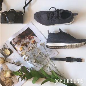 Reebok Women's Print Athlux Weave Sneaker